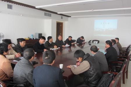 厦门市财政局,厦门南方海洋研究中心有关部门领导莅临